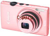 Canon Digital IXUS 125 HS Pink