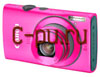Canon Digital IXUS 230 HS Pink