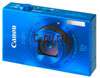 Canon Digital IXUS 500 HS Blue
