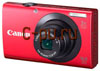 Canon PowerShot A3400 IS Red