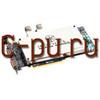 GeForce GTX465 InnoVISION i-Chill WaterCooling PCI-E 1024Mb (C465-1DDN-D5DWX)