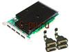 Quadro NVS 450 PNY PCI-E 512Mb (VCQ450NVSX16DVI)