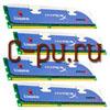 16Gb DDR-III 1600MHz Kingston HyperX (KHX1600C9D3K4/16GX) (4x4Gb KIT)